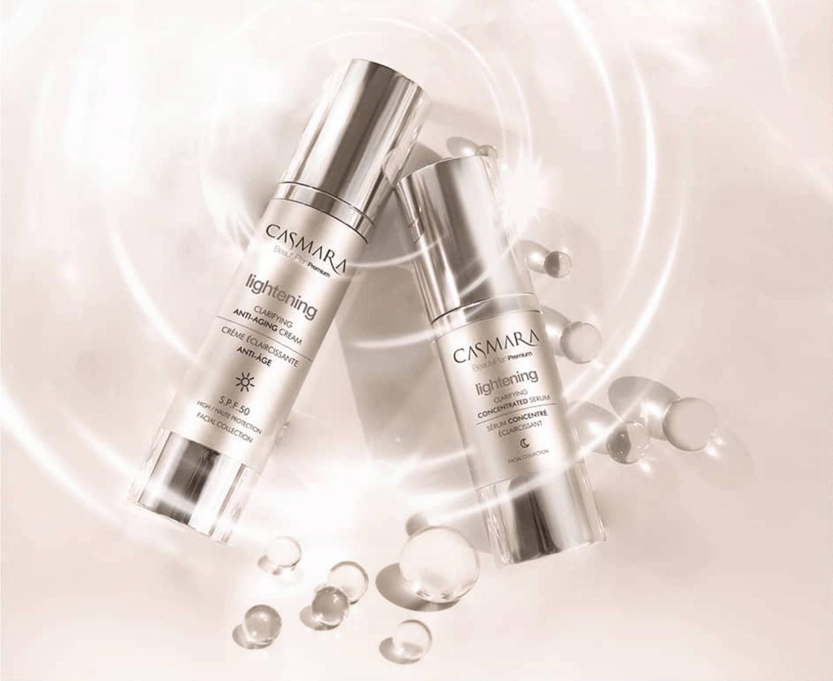 Lightening – för ljusare hud med lyster
